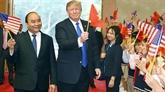 Dà Nang célèbre le 25e anniversaire de la normalisation des relations Vietnam - États-Unis