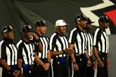 NFL : un corps arbitral exclusivement noir officie pour la première fois en match