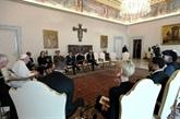Racisme : le pape reçoit au Vatican des stars de la NBA