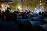 Évacuation de migrants : deux enquêtes à Paris visent des policiers pour