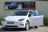 Tesla vaut désormais plus de 500 milliards d'USD en Bourse