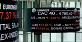 La Bourse de Paris reprend son souffle après un mois de novembre spectaculaire