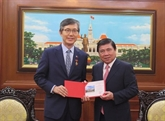 Hô Chi Minh-Ville fait grand cas des contributions du consul général de R. de Corée