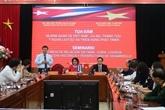 Séminaire sur les 60 ans des relations entre le Vietnam et Cuba