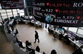 Les Bourses européennes montent, tournées vers la transition à Washington