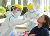 Le Vietnam enregistre cinq nouveaux cas de COVID-19 importés