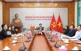 Le Vietnam participe à la 34e réunion des partis politiques asiatiques