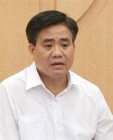 Poursuivre en justice l'ancien maire de Hanoï Nguyên Duc Chung