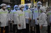 Le Vietnam recense dix nouveaux cas ce jeudi