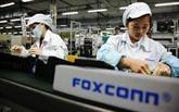 Foxconn prévoit d'investir 270 millions d'USD pour accroître sa production au Vietnam