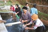 La FAO appelle pour remédier aux pénuries d'eau dans le monde