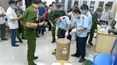 Arrestation d'un trafiquant de drogue de synthèse du Cambodge au Vietnam