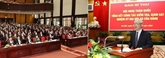 Une conférence sur le travail de contrôle et de supervision