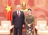 Les relations parlementaires Vietnam - Russie connaîssent des progrès notables