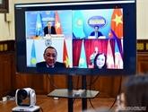 Consultation politique Vietnam - Kazakhstan au niveau de vice-ministre