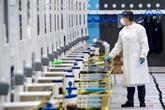 La course au vaccin s'accélère, l'Allemagne atteint le million de contaminations