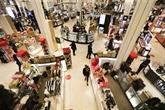 New York : baisse de la fréquentation dans les grands magasins lors du Black Friday