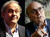 FIFA : Platini et Blatter désormais poursuivis pour escroquerie en Suisse