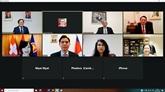Le Comité de l'ASEAN à Berne tient une réunion en ligne