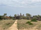 Le nombre de touristes étrangers à Angkor en forte baisse à cause du COVID-19