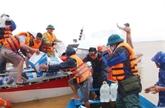 Inondations au Centre : Hô Chi Minh-Ville au chevet des sinistrés