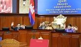 L'Assemblée nationale du Cambodge approuve six projets de loi