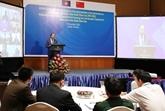 Promotion de la coopération ASEAN - Chine pour un traitement juste et humain aux pêcheurs