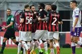 Italie : Milan accroît son avance, Naples porté par Maradona