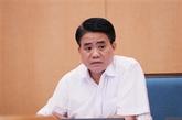 Le procès de l'ancien maire de Hanoï Nguyên Duc Chung prévu à huis clos