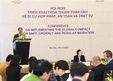 Mise en œuvre du Pacte mondial pour des migrations sûres