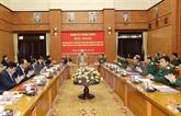 La Commission militaire centrale fait le bilan de 2020