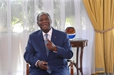 Côte d'Ivoire : le président Ouattara réélu pour un 3e mandat