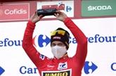 Tour d'Espagne : Roglic de nouveau en rouge après le chrono