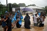 La tempête Eta atteint le Honduras laissant mort et désolation dans son sillage