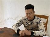 Poursuite en justice d'un homme pour organisation de sorties illicites du Vietnam