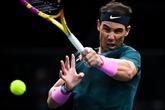 Masters 1000 de Paris : Nadal arrache sa 1.000e victoire