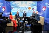 Table ronde télévisée pour le Cinquantenaire de la Francophonie