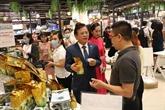 Renforcement de la présence des produits vietnamiens dans le monde entier