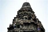 Les jardiniers-acrobates d'Angkor à la rescousse des merveilles khmères