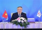 Nguyên Hoà Binh élu président du CACJ pour le mandat 2020-2021