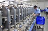 Industrie manufacturière : la reprise se confirme