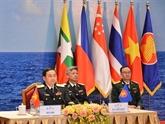 La 14e conférence des commandants de la Marine de l'ASEAN
