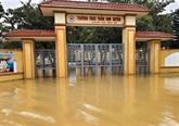 Le gouvernement vient en aide aux sinistrés du Centre