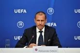L'UEFA demande à la FIFA de modifier la règle sur la main dans la surface
