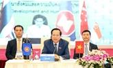 Le Conseil de la communauté socioculturelle de l'ASEAN se réunit en ligne