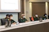 Vietnam et Singapour tiennent leur 11e dialogue sur la politique de défense