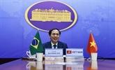 Consultation politique Vietnam - Brésil