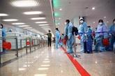 Rapatriement de plus de 240 Vietnamiens de Singapour
