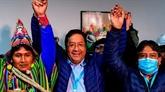 En Bolivie, Arce investi nouveau président, à l'ombre de Morales