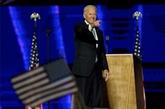 Victorieux de Trump, Biden promet de rassembler l'Amérique